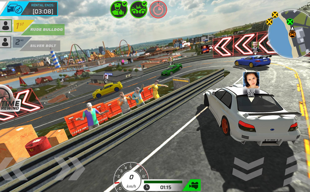 Car Drivers Online