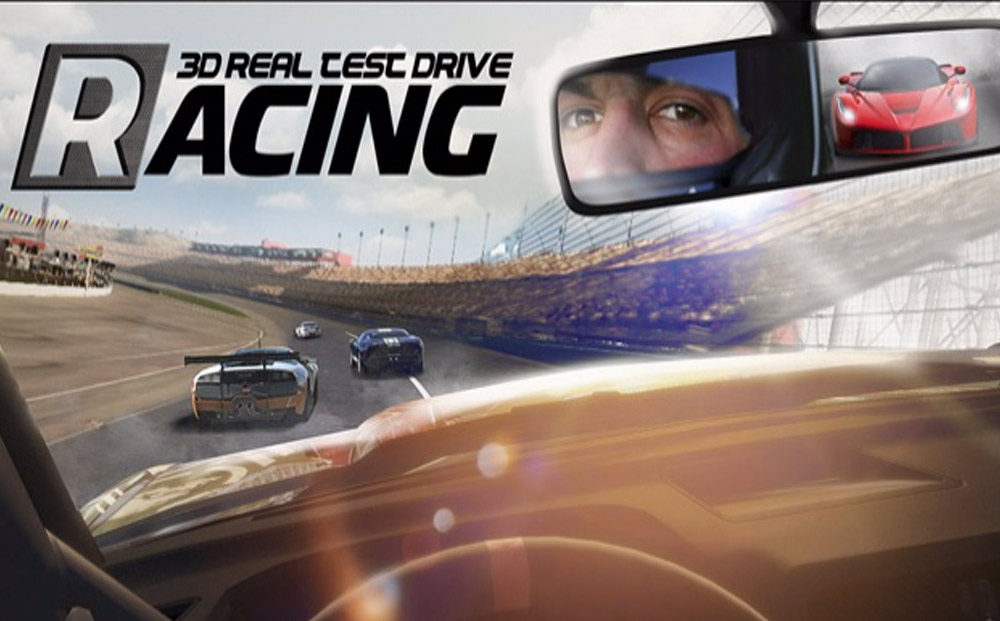 3D Real Test Drive Racing
