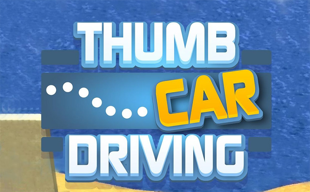 Thumb Car Driving
